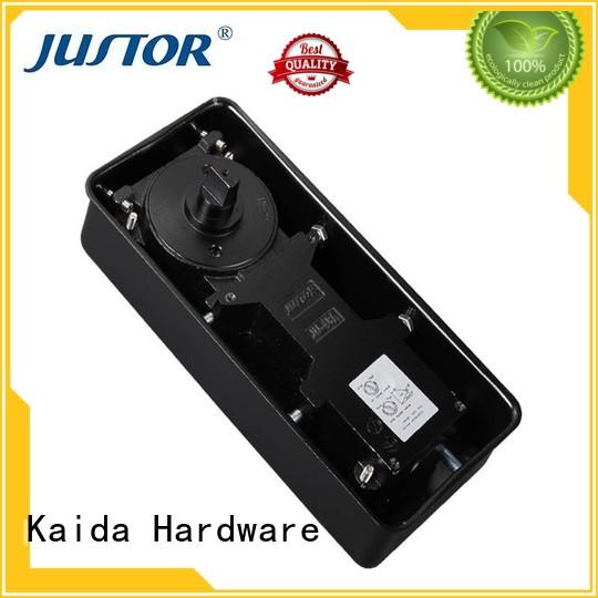 Kaida glass hardware durable floor spring directly sale for banks