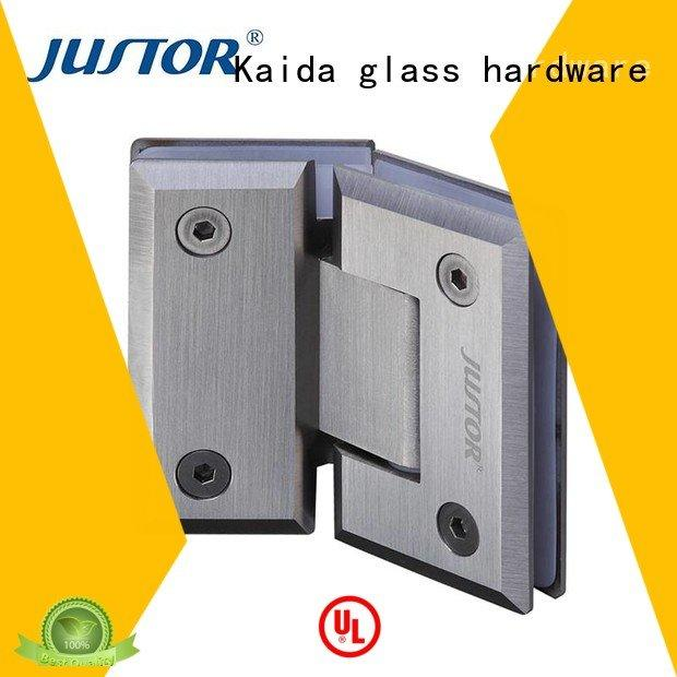 glass to glass hinges toughened glass JUSTOR glass door hinges