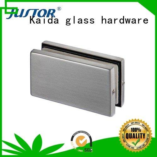 Kaida glass hardware fitting patch fitting patch floor spring