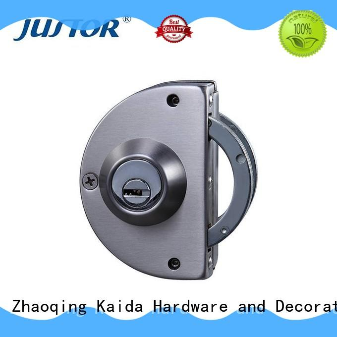 quality sliding glass door handle with lock manufacturer for bathroom