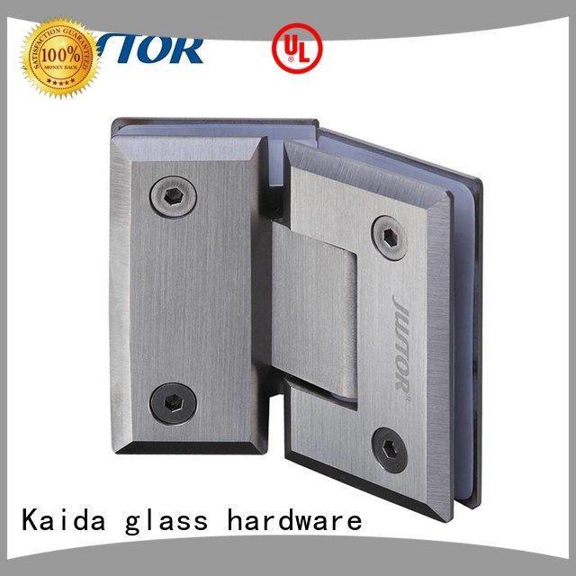 Shower room Stainless steel Kaida glass hardware glass door hinges