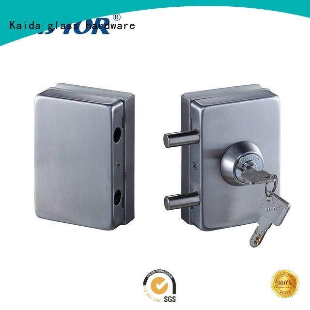 sliding glass door handle with lock door glass door lock Kaida glass hardware
