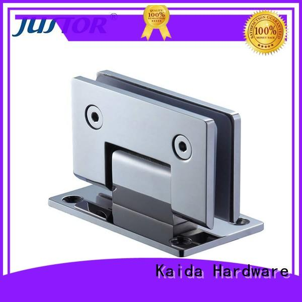 good price glass shower door hinges stainless steel series for hotels