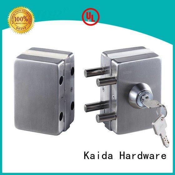 top grade chamber top grade Office Glass Door glass Kaida glass hardware glass door lock