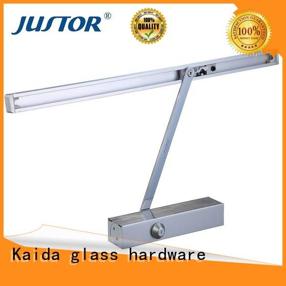 Kaida glass hardware practical magnetic door closer from China for one-way casement doors