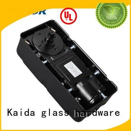 glass door floor spring price safety doors Two adjustable speed floor spring Kaida glass hardware Warranty