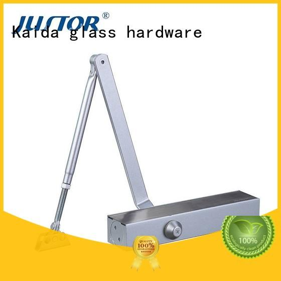 Kaida glass hardware square shape magnetic door closer series for home