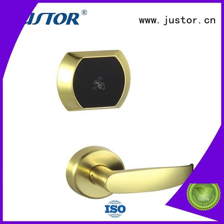 Custom digital door lock 55mm 50mm 60mm Kaida glass hardware
