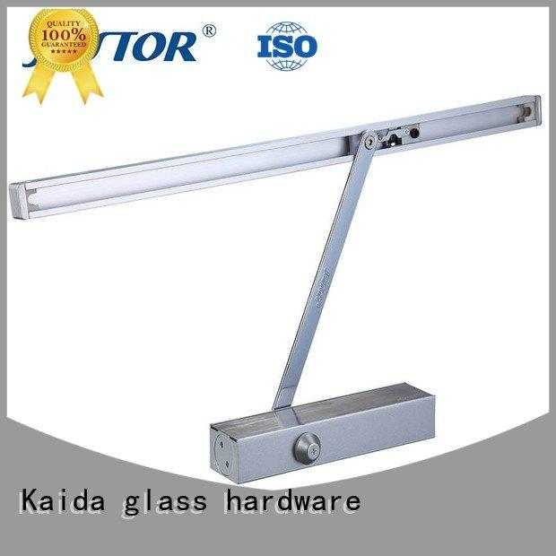 Quality door closer hardware Kaida glass hardware Brand door automatic door closer