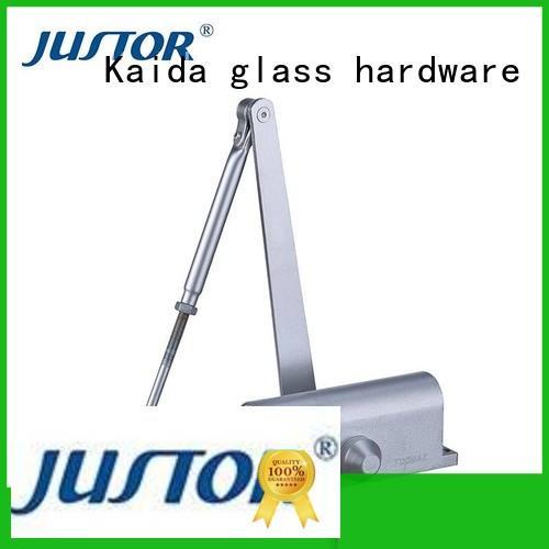 Kaida glass hardware professional door closer hardware wholesale for warehouses